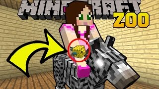 Minecraft: CREATE YOUR OWN ZOO!! (SO MANY NEW ANIMALS!) Mod Showcase