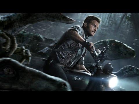 Jurassic World: Chris Pratt Tells Us How to Train Your Raptor - IGN Interview