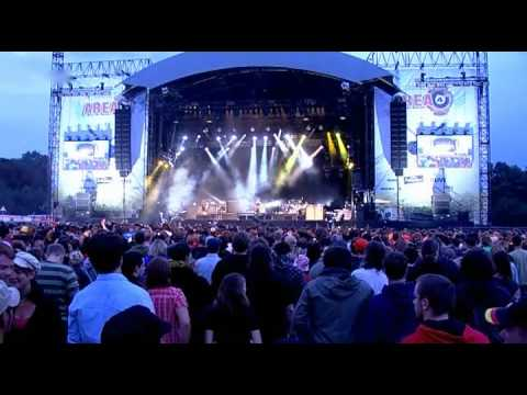 Deftones - Live at Area4 Festival 2009