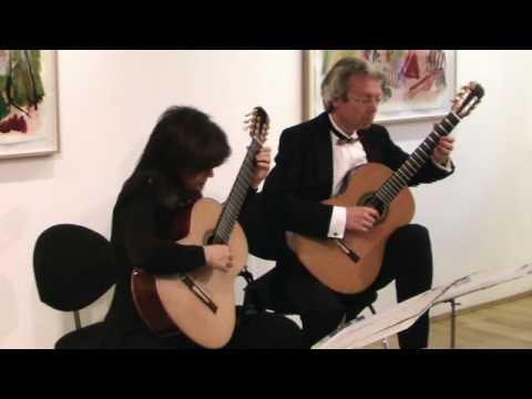 Amadeus Guitar Duo - Mr. Southcote's Pavan