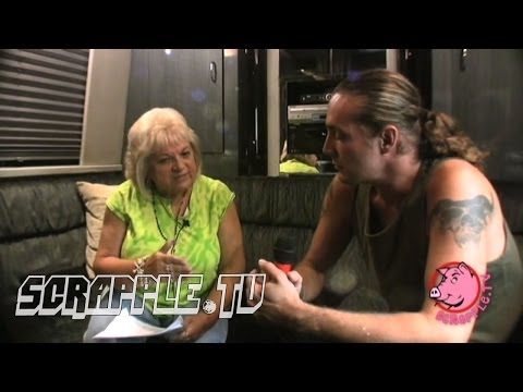 Marduk interview with Ann from Breakfast at Sulimay's