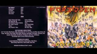 Watch Forbidden 21st Century Schizoid Man video