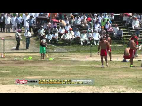 Ontario Kabaddi Cup 2014 Part 1 Hd video