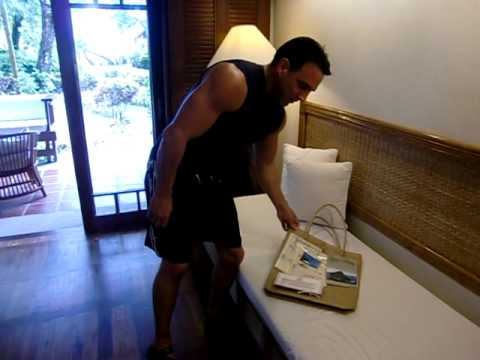 Lagen Resort - Forest Room - Elnido Palawan - Travelonline TV
