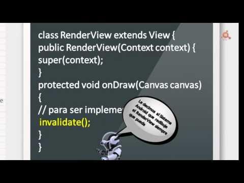 010. Curso de Android. Fundamentales del Trabajo con gráficos.
