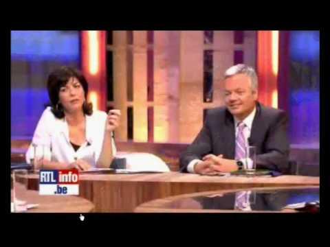 Débat Elio di rupo Vs Didier Reynders Rtl