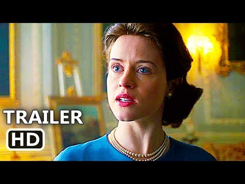 THE CROWN Season 2 Official Trailer (2017) Netflix TV Show HD