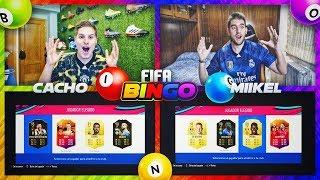 FIFA BINGO DISCARD CHALLENGE CON PLAYER PICKS!!!   FIFA 19