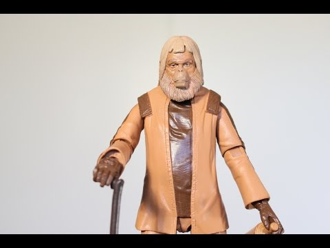 NECA Dr. Zaius Planet of the Apes figure review