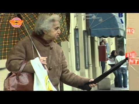 Candid Camera - Scherzo pauroso per strada: il morto vivente