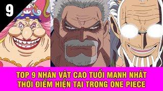 Top 9 nhân vật cao tuổi mạnh nhất trong One Piece thời điểm hiện tại có thể bạn đã biết - Top Anime