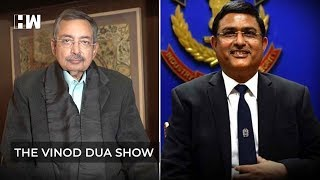 The Vinod Dua Show Episode 21: Rakesh Asthana and Universal Basic Income