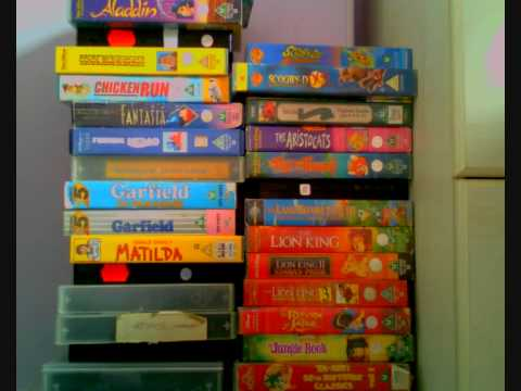 My Video Collection!