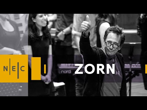 NEC's John Zorn Retrospective: from Trilogy – i. tender buttons