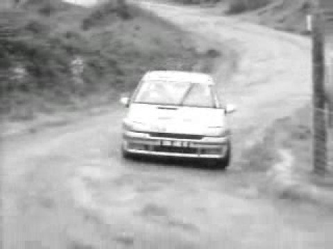tour de corse 1992 part 1of4