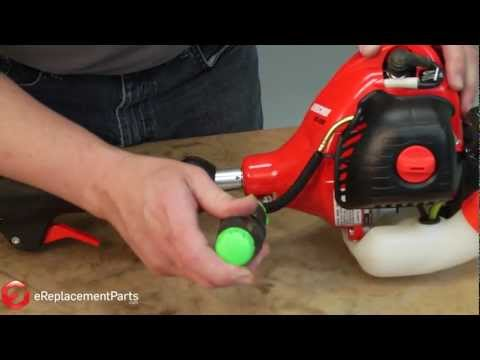 How to Replace the Drive Shaft on a String Trimmer