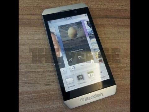 BBX Blackberry Smartphone Leaked