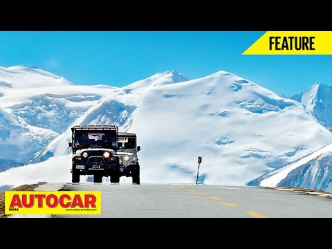 To The Everest Base Camp With Mahindra Adventure | Feature | Autocar India