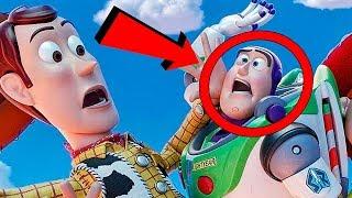 El Triste Final de TOY STORY 4  ¿Muerte de Woody y Buzz lightyear?