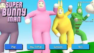 [Super Bunny Man][1] Insane Rabbit Game lol 171108
