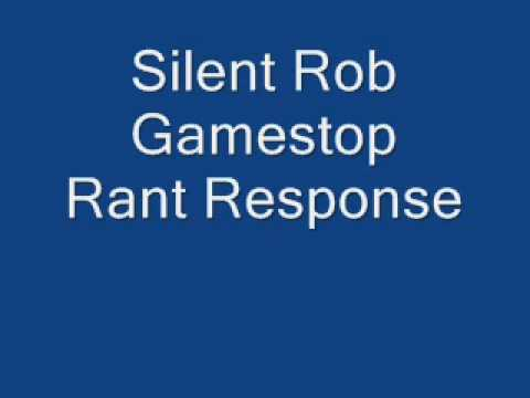 gamestop application form. Silent Rob Gamestop Rant