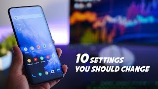 OnePlus 7 Pro Setup - First 10 Things to DO