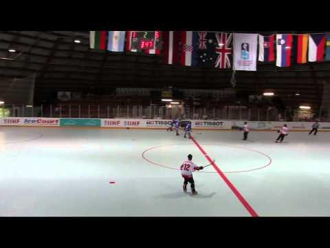 IIHF Inline Hockey WC: Bulgaria - Great Britain