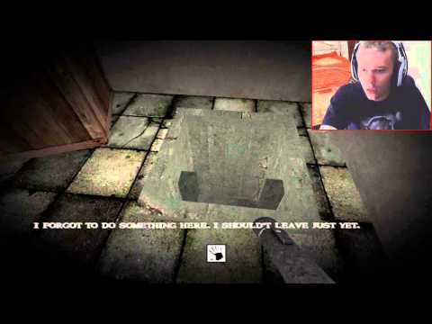 Scary Games - Slender Woods Walkthrough w/ Reactions & Facecam Part 1 (Downl