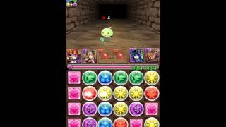 Puzzle And Dragons - Poring Tower - Poringing!!! - Master | S Rank | パズドラ