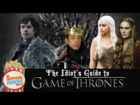 An Idiot s Guide to Game of Thrones (Seasons 1-2)