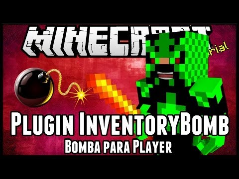 [Tutorial]InventoryBomb - Bomba para Player Minecraft