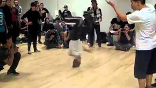 Bboy Ai – Short Trailer 2012 (Battle Born)