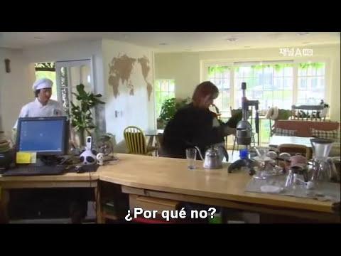 Café Panda cap 1 parte 1/4 sub español