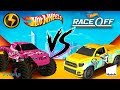 Hot Wheels Race Off Toyota Tundra Vs Madusa Supercharged mp3