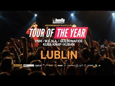 TOUR OF THE YEAR - DAY 5 - LUBLIN GRAFFITI