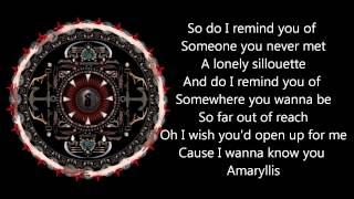Download Lagu Shinedown - Amaryllis (with lyrics) Gratis STAFABAND