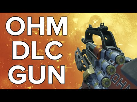 Advanced Warfare In Depth: Ohm Hybrid LMG/Shotgun (Powerful Havoc DLC2 Weapon)