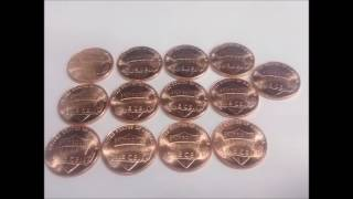 2017 p Lincoln cent New Finds!