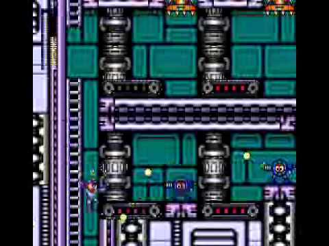 Mega Man: The Wily Wars, Wily Tower TAS 13:45.04