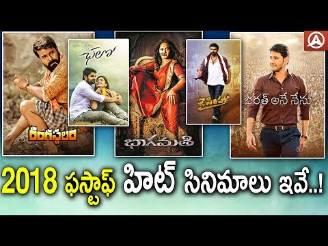Tollywood 2018 Movies First Off Results | Tollywood Updates || Namaste Telugu