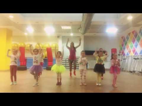 Fly Project - Toca Toca (Zumba®Kids JR Choreo)