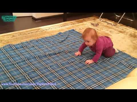 Супер Смешные Дети! Малыши учатся ползать! / Funny Kids! Kids learn to crawl!