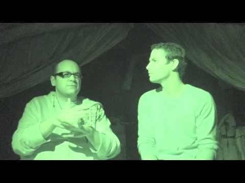 Triad Stage - Bryan's Backstage Blog: Episode 3, Ghost Hunting