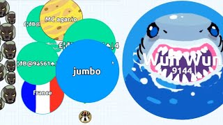 Agar.io - Awesome Moments #2