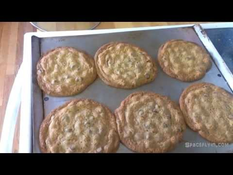 Medical Marijuana Chocolate Spaceflyin Chip Cookies