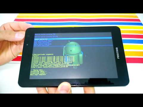 Solução para Tablet POSITIVO YPY 07STB e Outros    Hard Reset. Desbloqueio. Email e Senha