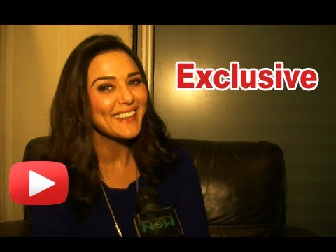 Shahrukh And Salman Introduce Newcomers Too - Preity Zinta Exclusive Interview