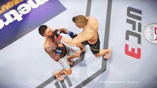 EA SPORTS™ UFC® 3 Dillashaw vs Garbrandt Combo KO