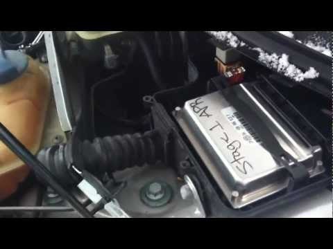 Audi a4 b5 ECU How To