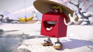 HAPPY MEAL COMMERCIAL HD | Books 2